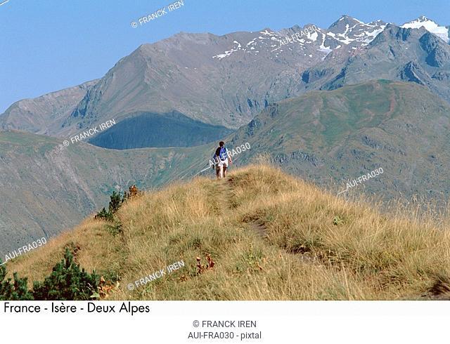 France - Isere - Deux Alpes