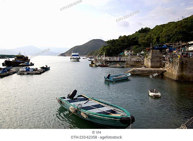 Kau Sai Chau, off Sai Kung, Hong Kong