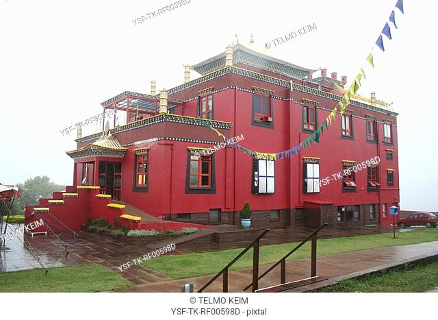 Três Coroa Temple, Rio Grande do Sul, Brazil