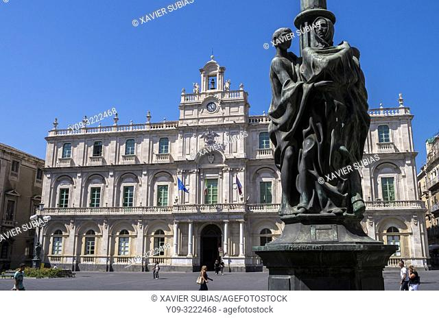 University of Catania, Catania, Sicily, Italy