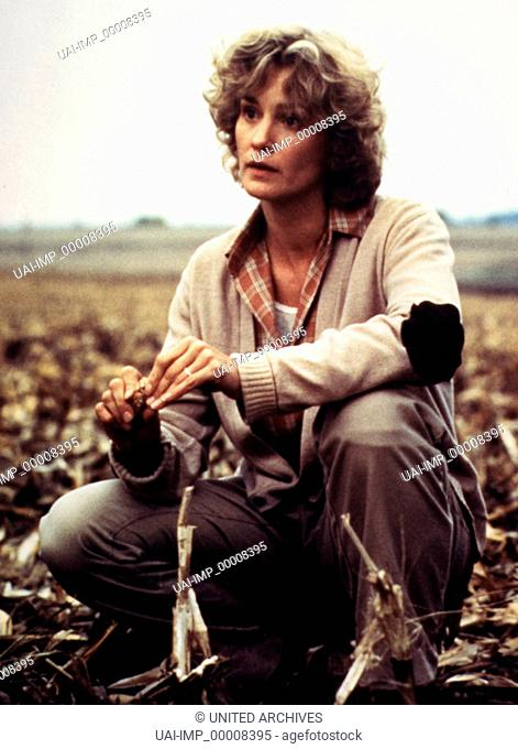 Country, (COUNTRY) USA 1984, Regie: Richard Pearce, JESSICA LANGE