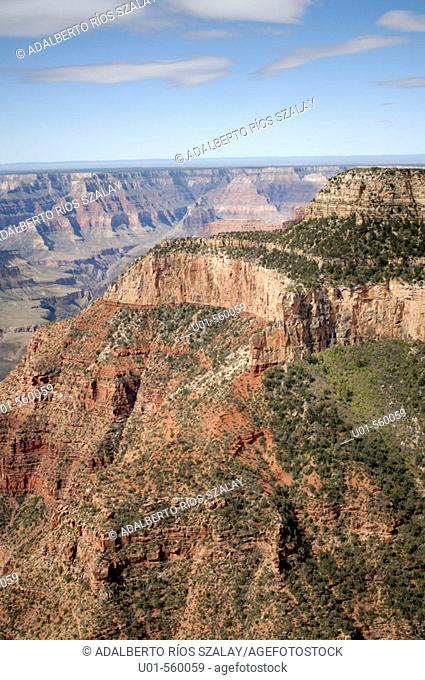 The Grand Canyon, Arizona USA