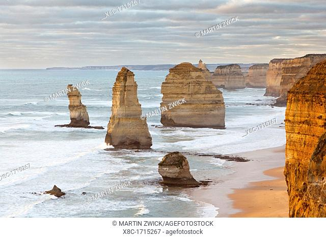 The 12 Apostles, Great Ocean Road, Australia The Great Ocean Road is one of the most famous scenic roads worldwide It crosses the Port Campbell National Park...