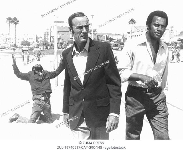 May 17, 1974 - Long Beach, CA, USA - RELEASE DATE: 17 May 1974. DIRECTOR: Jack Arnold. STUDIO: Warner Bros. Pictures. PLOT: Fred Williamson stars as Stone