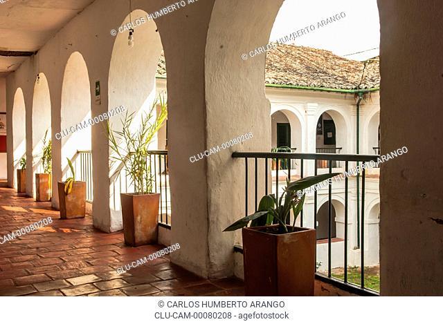 Convento de la Soledad, Villa de Guaduas, Cundinamarca, Colombia