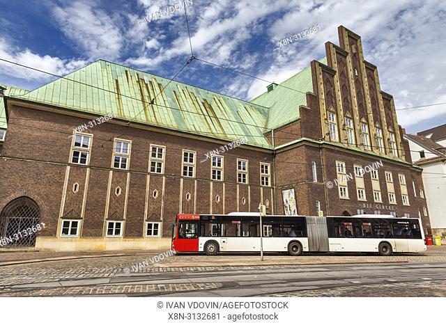 Bishop's palace, Bremen, Germany