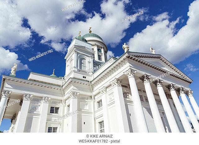 Finland, Helsinki, Helsinki Cathedral