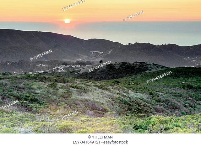 Pacifica, San Mateo County, California, USA