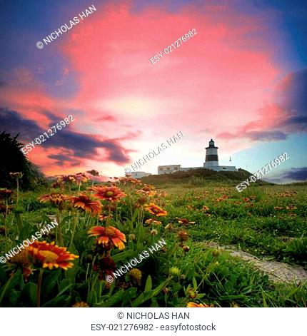 Lighthouse with nice view