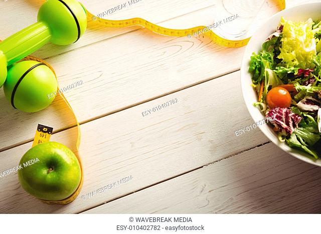 Indicators of healthy lifestyle