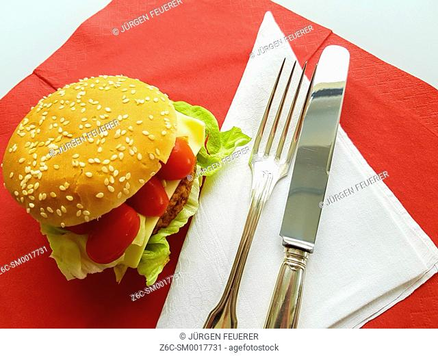 high quality or fast food