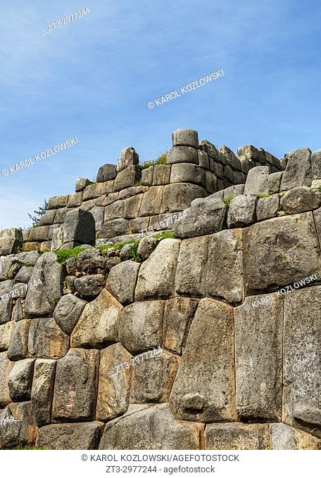 Sacsayhuaman Ruins, Cusco Region, Peru