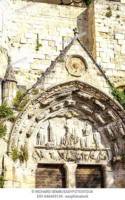 Saint-Emilion, Bordeaux, Francie