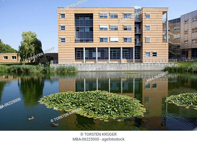 Greifswald, Ernst-Moritz-Arndt University, Hospital