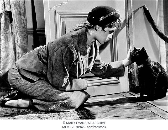 'Brigitte Bardot & Cat Characters: Agnes Dumont & Film: Plucking The Daisy; Mademoiselle Striptease; Mam'Selle Striptease; Please Mr