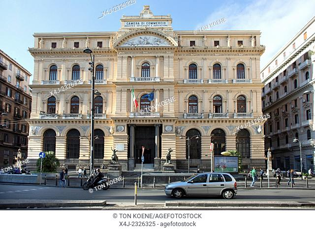 Chamber of Commerce in naples