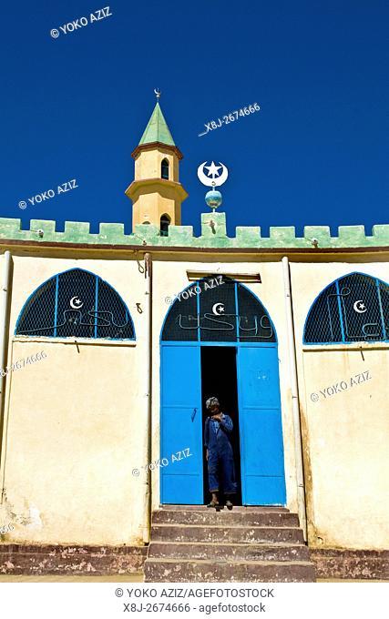 Mosque, Keren, Eritrea