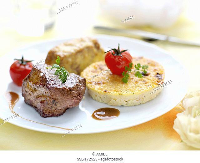 Italian-style meat duo