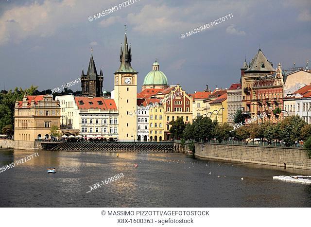 Cityscape, Prague, Czech Republic