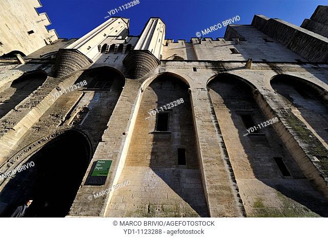 Palace of Popes, Avignon, France