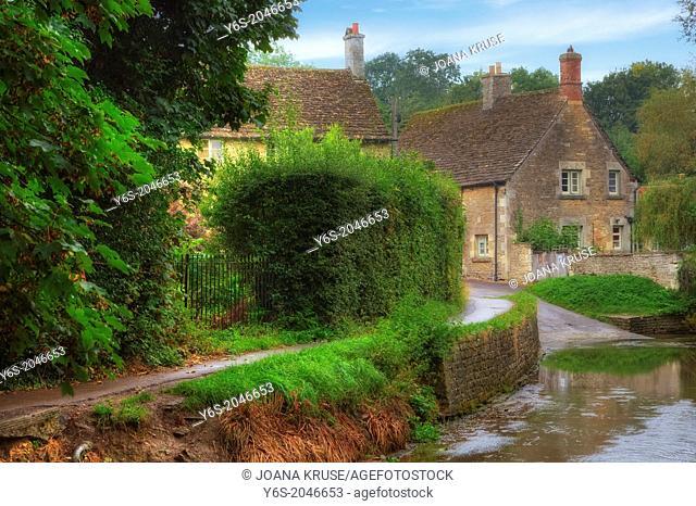 Lacock, Wiltshire, England, United Kingdom