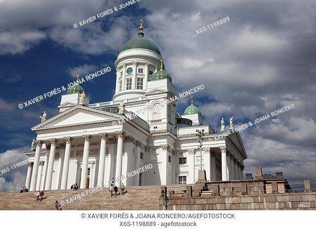 Cathedral of Helsinki, Finland