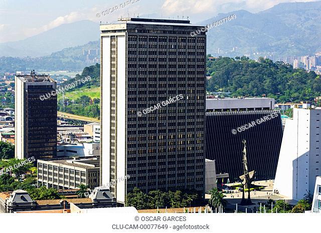 La Alpujarra Administrative Center, Medellin, Antioquia, Colombia