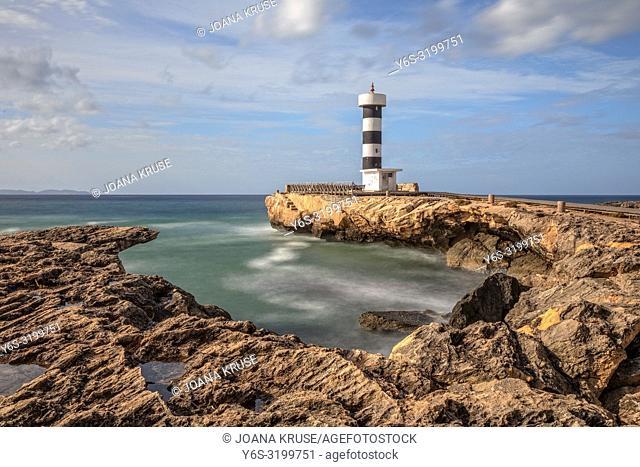 Colonia de Sant Jordi, Mallorca, Balearic Islands, Spain, Europe