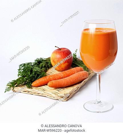 carrotand apple smoothie