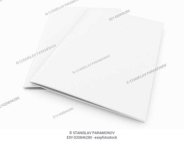 Illustration of Stationary elements isolated on white background