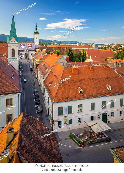 Zagreb is a vibrant city of around 800,000 people (metropolitan area: 1,200,000). The city boasts a charming medieval 'old city' with architecture and cobbled...