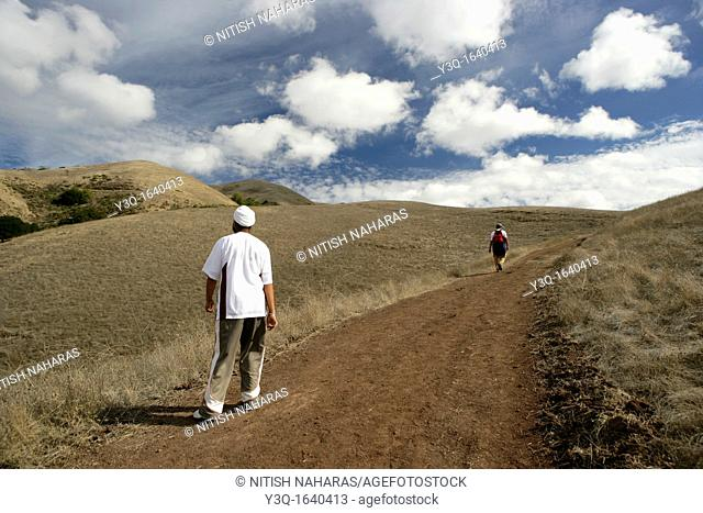 Mission Peak is a peak east of Fremont, California  It is part of a ridge that includes Mount Allison and Monument Peak  Mission Peak is located in the Mission...