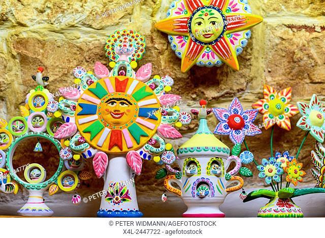 Fischietti, Trullo, Trulli, Alberobello, Apulia, Italy, UNESCO World Heritage Site