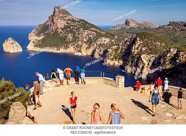 Formentor Viewpoint, Mallorca - Spain