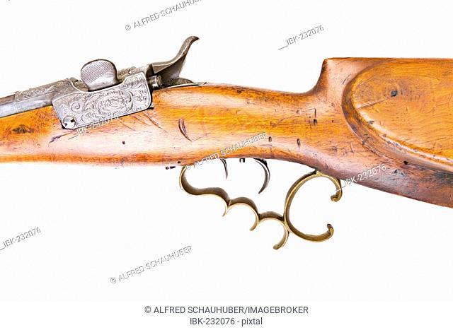 Werndl gun 1873