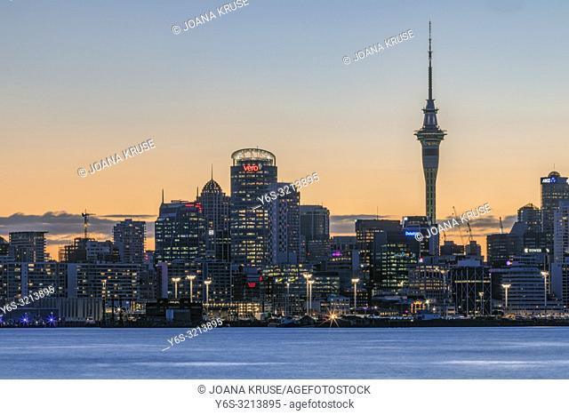 Auckland, North Island, New Zealand