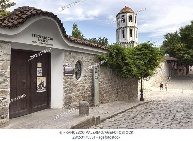 Ethnographic Museum. Plovdiv, Bulgaria