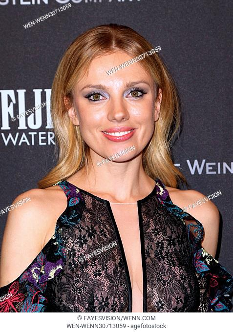 The Weinstein Company And Netflix Golden Globes Party Featuring: Bar Paly Where: Beverly Hills, California, United States When: 08 Jan 2017 Credit:...