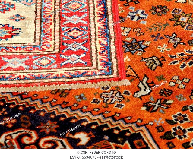 colorful and beautiful Oriental rugs 4