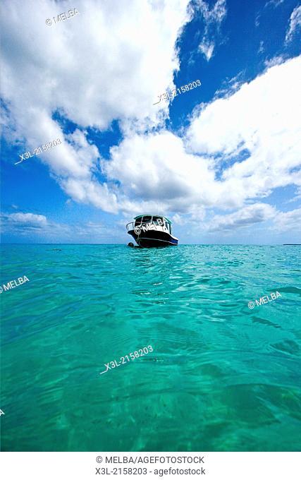 Foa island. Haapai islands, Tonga. Polynesia