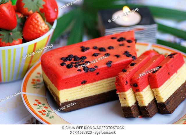 Layer Cake of Sarawak