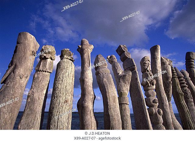 Ile des Pins, Marist Remembrance, New Caledonia