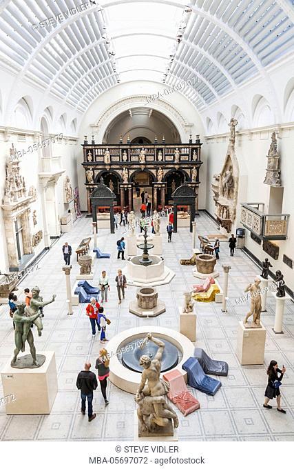 England, London, Victoria and Albert Museum