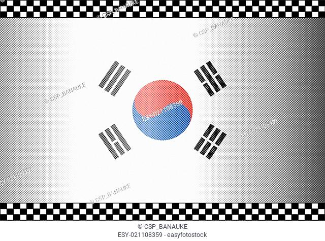 Carbon Fiber Black Background South Korea