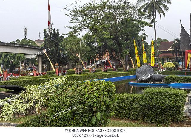 West Sumatra pavilion in Taman Mini Indonesia Indah Park, Jakarta
