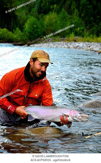 Randy Tsu, Steelhead Fishing