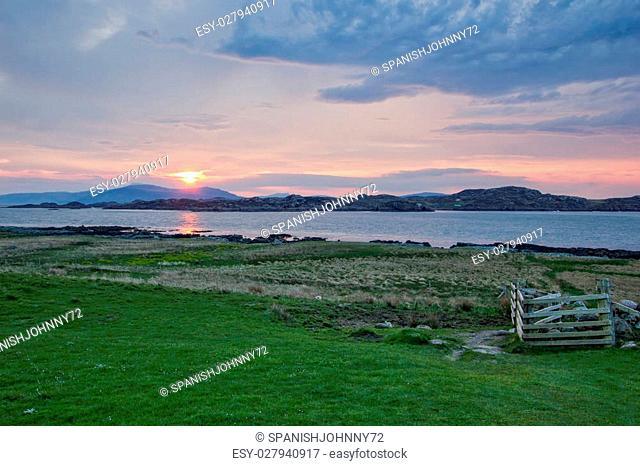 Isle of Iona - Inner Hebrides of Scotland