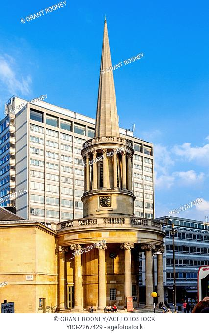 All Souls Church, Langham Place, London, England