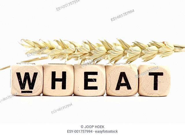 wheat in dice