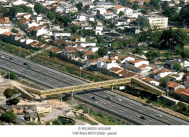 Avenue, Linha Amarela, Rio de Janeiro, Brazil